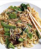 Janet's Chicken Chow Mein