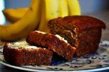 FITSUGAR: OMEGA-3 BANANA NUT BREAD