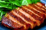 Cocoa & Chili Rubbed Pork Chops