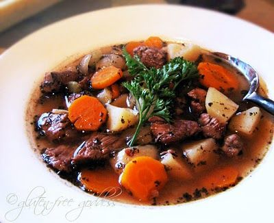 Beef Stew From Leftover Round Roast Crockpot Recipe