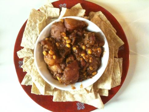 Mrs. Kilborn's Chili Stew