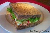 Focaccia (Flat) Flax Bread - Low Carb, Gluten Free