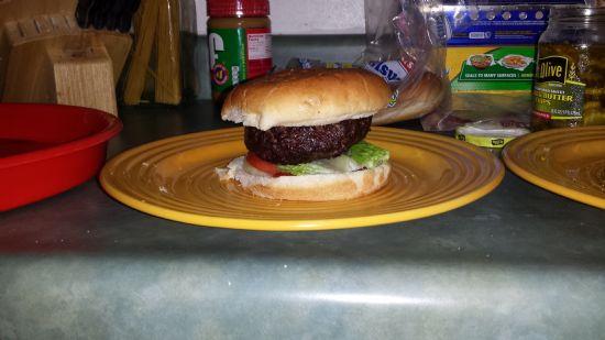 Lauren's Homemade Hamburgers
