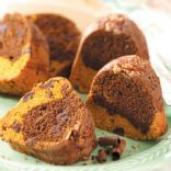 Chocolate Chip Pumpkin Cake Recipe