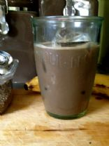 Banana Mocha Breakfast Shake