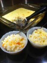 Coconut Rice Pudding (with Dried Apricots)