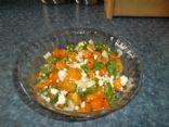 Tomato, Feta Salad