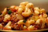Hamburger and Macaroni (American Chop Suey)