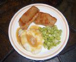 Homestyle Pork Chops-N-Gravy