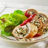Curried Chicken Rolls