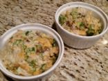 Low Carb Tuna Casserole