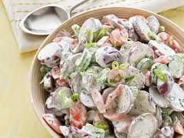 Chelsea's Garden Potato Salad