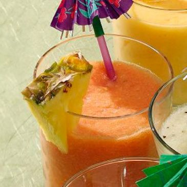 Fresh Hawaiian Smoothie RECIPE