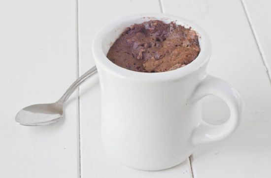 Paleo Mug Brownie