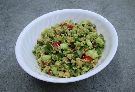 Quinoa Salad (mexican version)