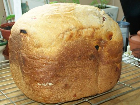 Bread: Spicy Fruit Loaf (ABM) 1 Slice per Serving