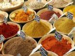 Foxy's Indian-Spice Rubbed Pork Loin Chops with Raita Sauce