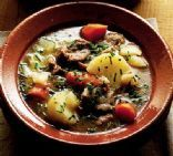 Lamb Stew like Mom's