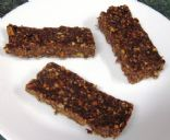Chocolate Peanut Butter & Oat Snack Bars
