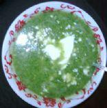 Broccoli & Celery soup