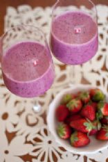 Berry Crunchy Smoothie