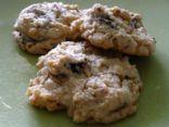 Cherry Almond Cookies (Isa Moscowitz recipe)
