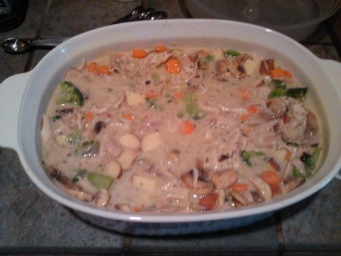 Paula's Amazing Chicken Pot Pies