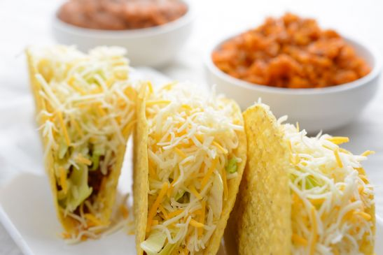 Slow Cooker Meatless Taco Filling