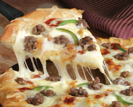 Homemade Pizza (Seymour)