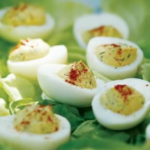 Deviled Eggs (Low-fat) (Trillum1204)