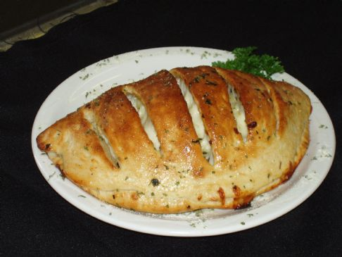 Low Fat Calzone