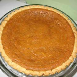 Sweet Potato Pie (using Canned Sweet Potatoes or Yams)