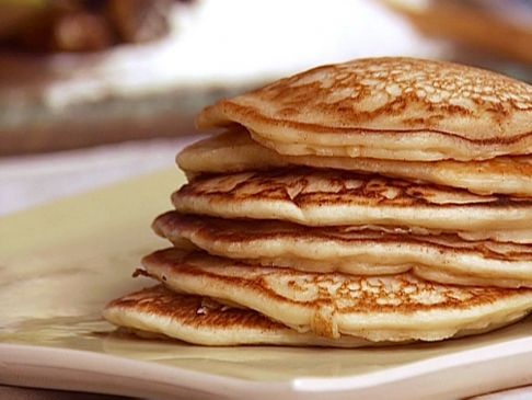 Alton Brown's Buttermilk Pancakes