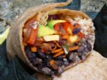 Black Bean, Lentil, and Brown Rice Burrito Fillin'