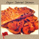 Cajun Seared Salmon
