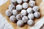 No Bake Oatmeal Cookie Balls
