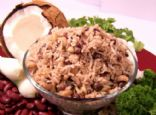 Rice and Peas - Jamaican Style