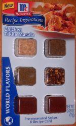Chicken Tikka Masala McCormick spice Recipe