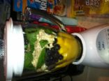 Mango Blueberry Breakfast Smoothie