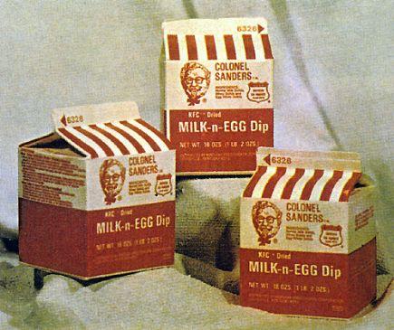 Kentucky Fried Chicken Egg And Milk Mix Recipe Sparkrecipes