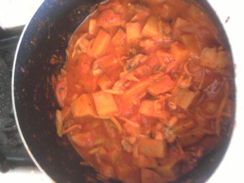 Seafood Chowder/Stew
