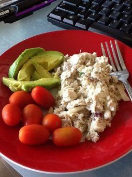 Paleo Waldorf Tuna Salad