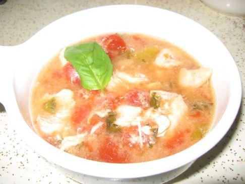 Crockpot Chicken Stew without starch or gluten