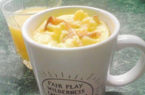 Omelet in a Mug - Revised