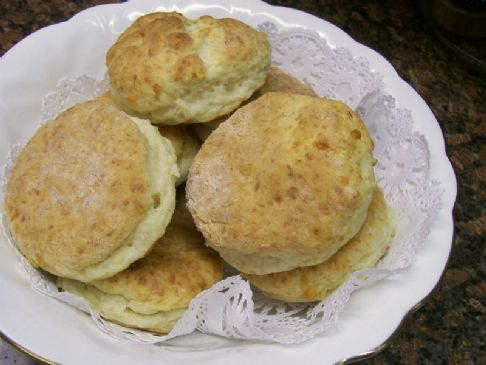 Cheddar Biscuits