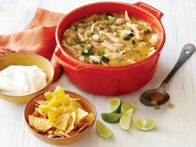 White Chicken Chili LH