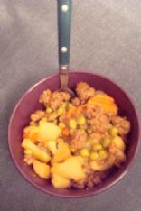 Grandma's Hamburger and Vegetable Casserole