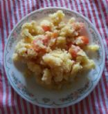 Butterless, No-Milk Mash Potato Ver. 1 (1 svg = 2 medium potatoes)