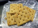 Hot Cajun Wheat Crackers