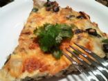 Black Bean Spanish Tortilla